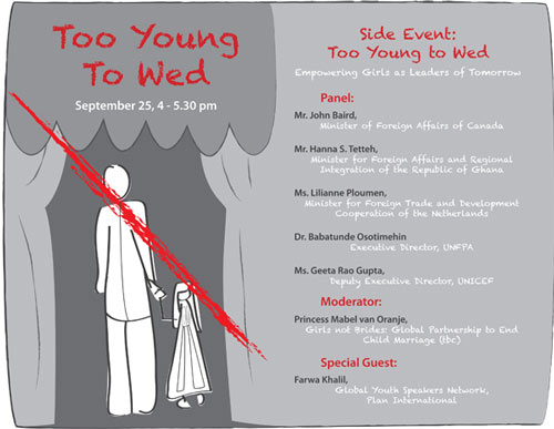 2young2wed - Flyer