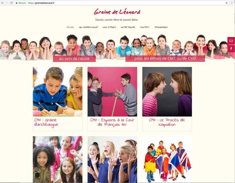 Website GDL