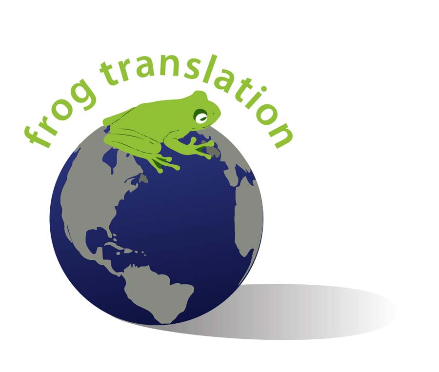 Logo Frog Translation