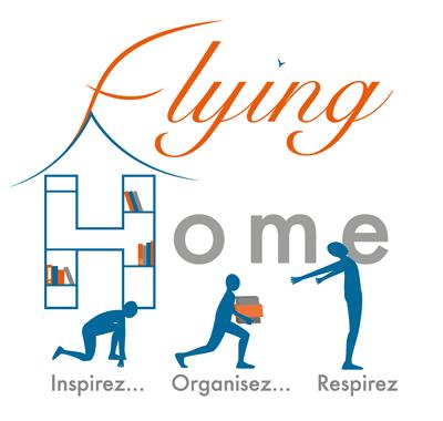 Logo Flying Home