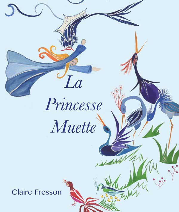 Cover of the book La princesse muette