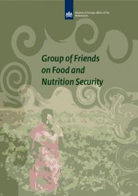 Group of Friends on food and nutrition security